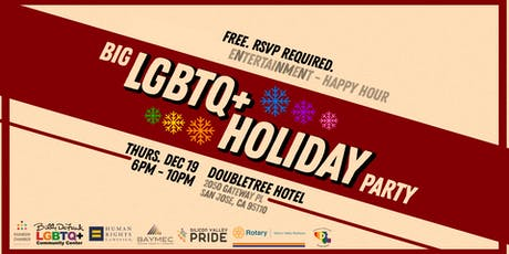 Big LGBTQ+ Holiday Party 2019 tickets