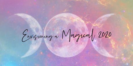 Sisters of the Moon | Envisioning a Magical 2020 tickets