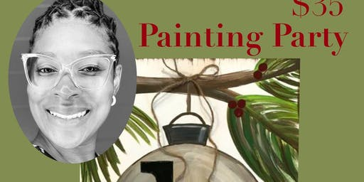 Painting Party Dec 12th