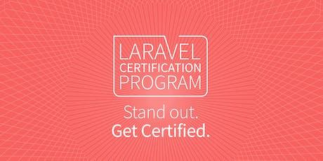 Préparation de la certification Laravel billets