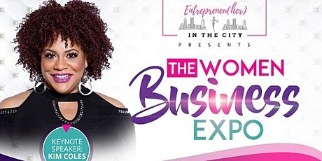 The Women in Business Expo | Keynote Speaker: Kim Coles tickets