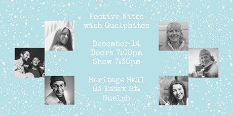 Festive Nites with Guelphites tickets