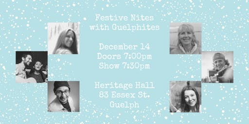 Festive Nites with Guelphites