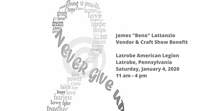 Beno Lattanzio Vendor & Craft Show Benefit tickets