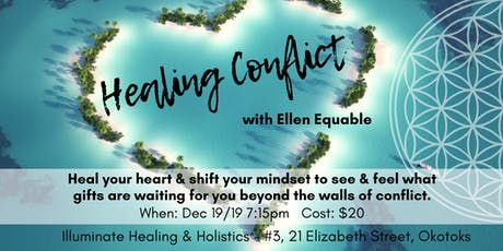 Healing Conflict with Ellen Equable tickets