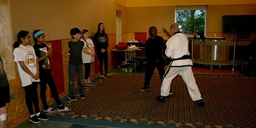 Introduction to Self Defense for Teens  (Sachem Public Library)