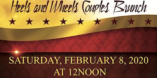 Heels and Wheels Couples Brunch