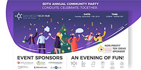 San Diego Tech Hub December Meeting tickets