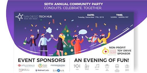 San Diego Tech Hub December Meeting