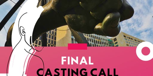 FINAL CASTING: CURVY Fashion Week Detroit Model Casting Call