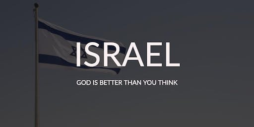 Israel Series: COTC Spring Hill