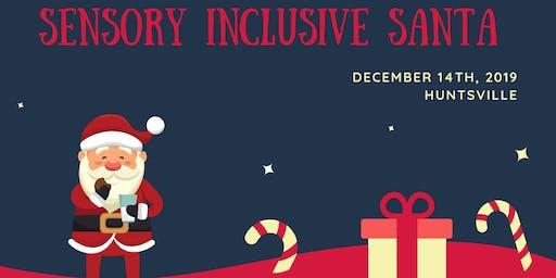 Sensory Inclusive Santa 2019