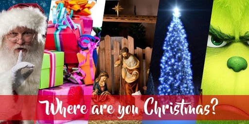 Where are you Christmas (Musical)