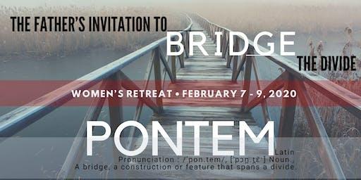 WOMEN'S RETREAT 2020: PONTEM: A Father's Invitation to Bridge the Divide