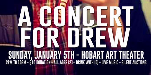 A CONCERT FOR DREW