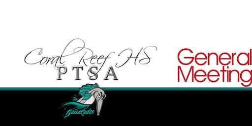 PTSA General Meeting 12/11/19