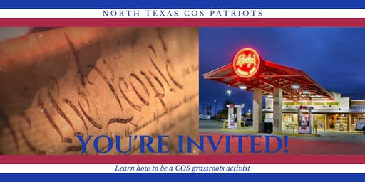 North Texas COS Grassroots Activists - Allen event