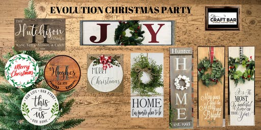 * PRIVATE EVENT - INVITE ONLY * Evolution Christmas Party!