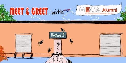 MECA Alumni Meet & Greet