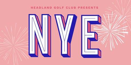 New Year's Eve 2019/20 at Headland Golf Club, Sunshine Coast tickets