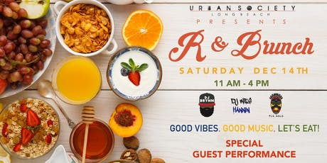 R&Brunch- R&B/ Hip-Hop Brunch tickets