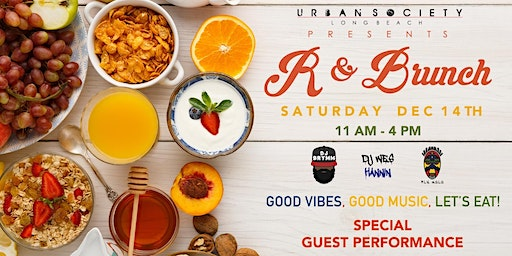 R&Brunch- R&B/ Hip-Hop Brunch