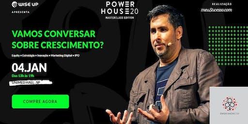 Mega Reunião Embaixada GV Potiguar - Transmissão do Power House 2020