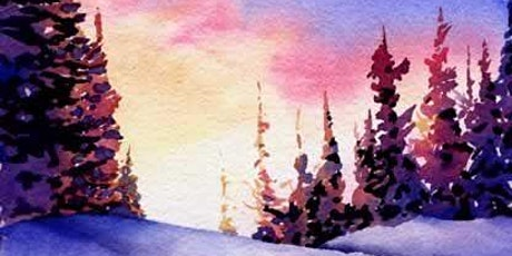 Creative Watercolour Workshop for Beginners tickets