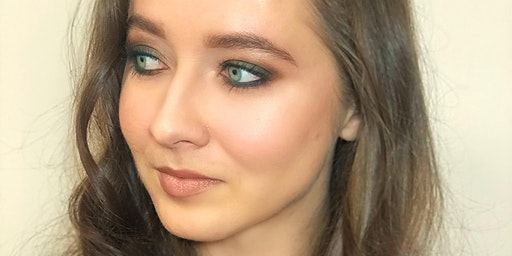 """Hands On Class """"Smokey Eye Makeup"""" For Yourself (In Russian)"""