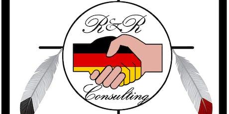 Recruitment/Retention & Reconciliation webinar tickets
