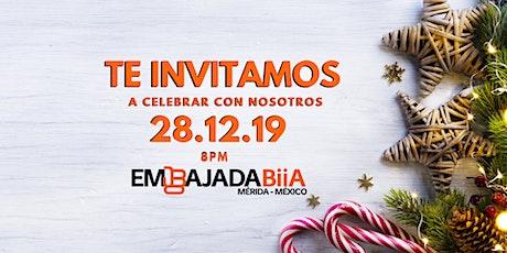 Posada Embajada BiiA Mérida boletos