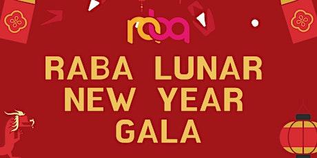 RABA Lunar New Year Gala tickets