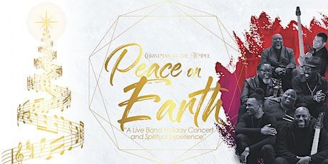 Christmas at the Temple: Peace On Earth tickets