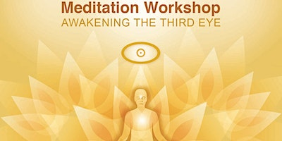 WORKSHOP: Awakening the Third Eye (SYDNEY)