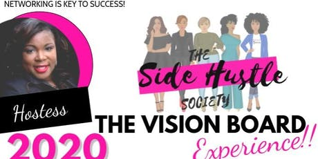 The 2020 Vision Board Experience tickets