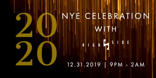 High Side New Year's Eve Celebration Party
