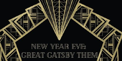 New Year Eve:Great Gatsby Theme