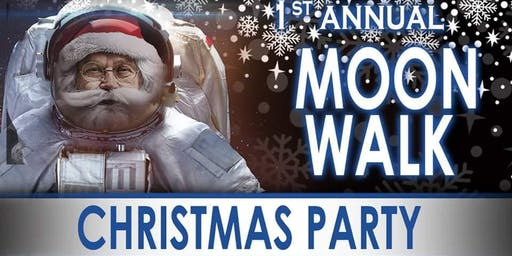 Flashback 'Moon Walk' Christmas Party - ONLY $20 ADV