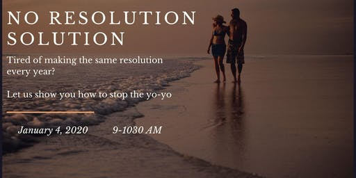 No Resolution Solution