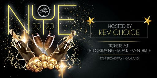 Hello Stranger's New Year's Eve Party with Kev Choice