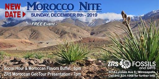 ZRS Morocco Nite!