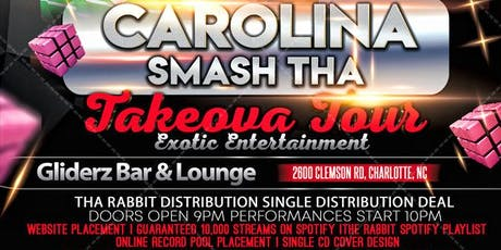 Carolina Smash Tha Takeova Tour tickets