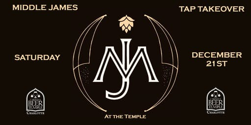 Middle James Tap Takeover