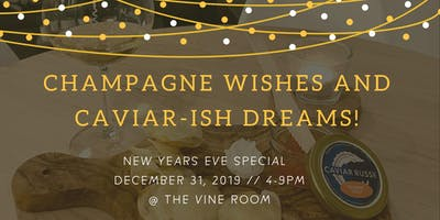 Champagne Wishes and Caviar-ish Dreams!