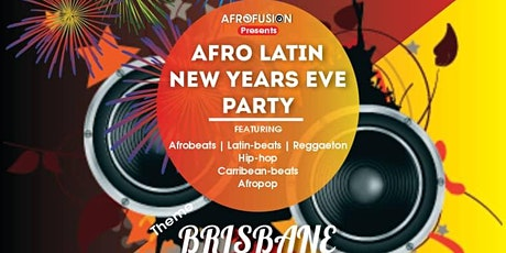 Afro-Latin New Year's Eve Party tickets