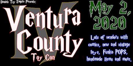 Ventura County Toy Con #4 tickets