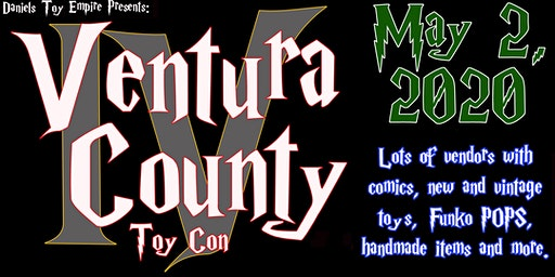 Ventura County Toy Con #4