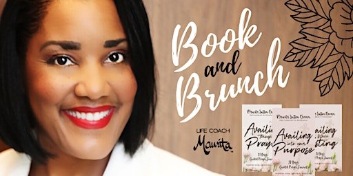 Book and Brunch with Life  Coach Maurita