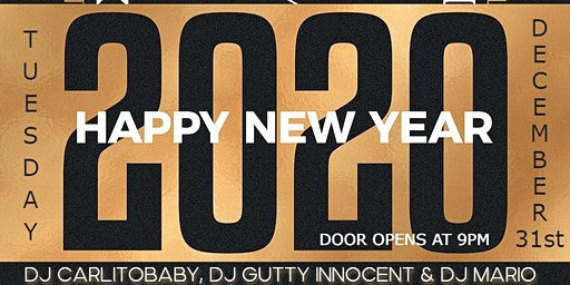 New Year's Eve at 201 Tapas Lounge