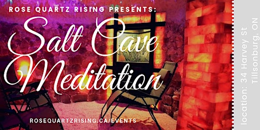 Year End Reflection & Meditation in the Salt Cave